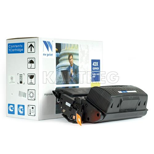 Картридж NVP совместимый HP CF280X для LJ 400 M401D Pro,400 M401DW Pro,400 M401DN Pro,400 (6900k)