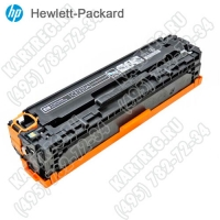 Картридж HP CE320A (128A) black