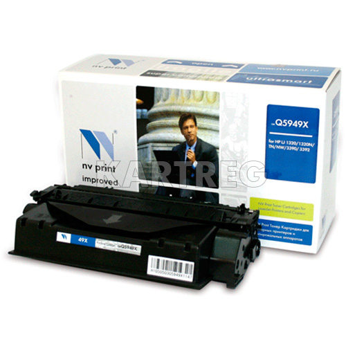 Картридж HP Q5949A (LJ1320)